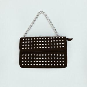 Rocco τσάντα φάκελος μαύρη
