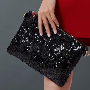 Selma τσάντα μαύρη