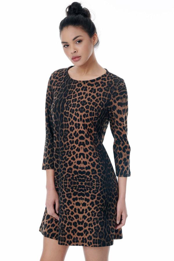 Padma φόρεμα μαύρο