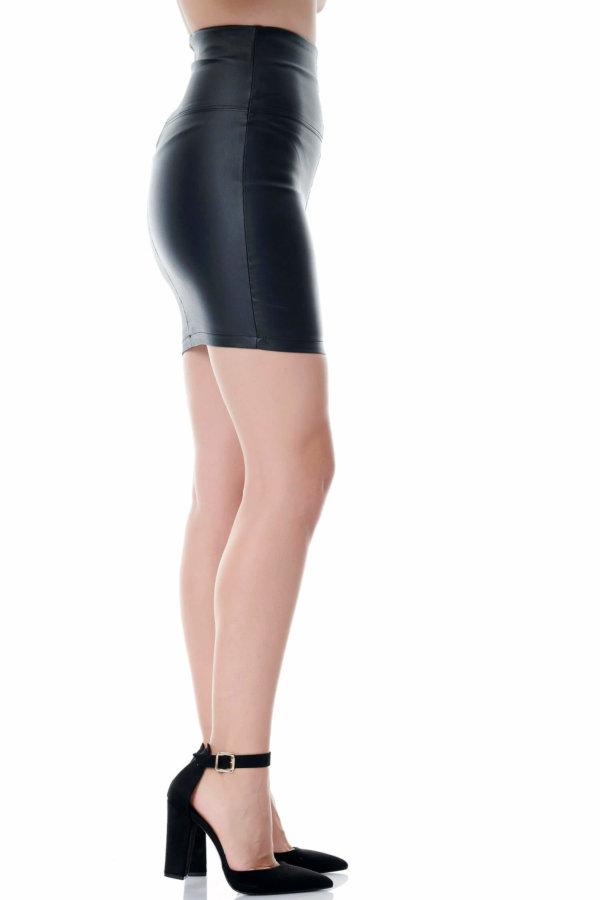 Nevaeh φούστα μαύρο