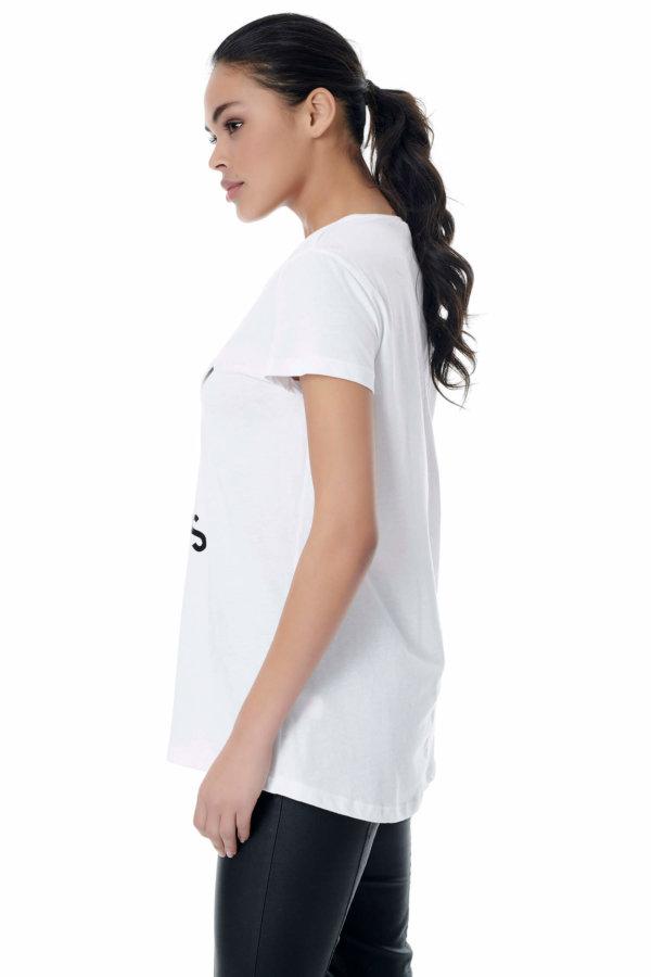 Enid t-shirt λευκό