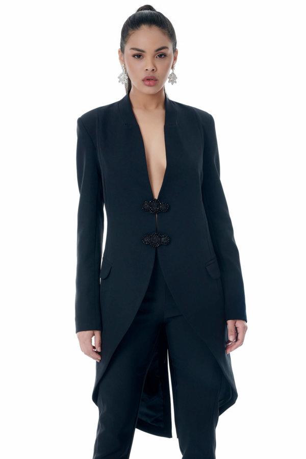 Ameonna παλτό μαύρο