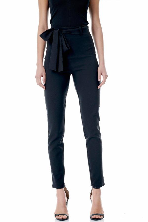 Abere παντελόνι μαύρο