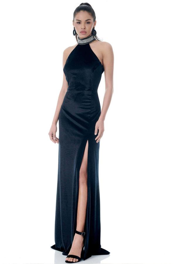 NEW YEARS EVE Janetta φόρεμα μαύρο