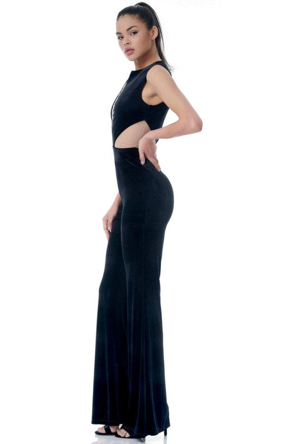 NEW YEARS EVE Jinni ολόσωμη φόρμα μαύρο