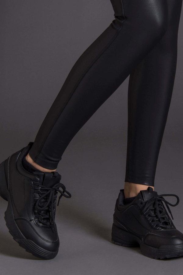 TRENDS Arabella αθλητικό παπούτσι μαύρο