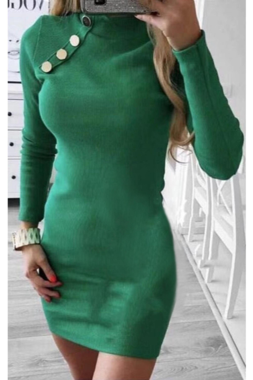 Eliza φόρεμα πράσινο