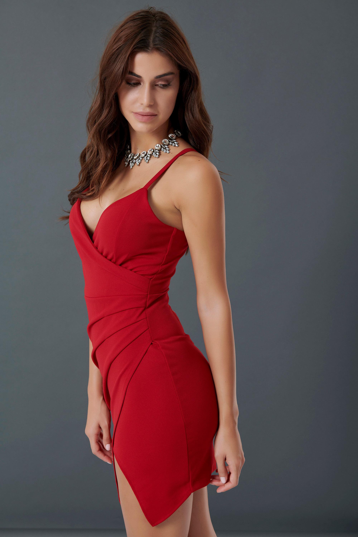 cba649233e2 Trinidad φόρεμα κόκκινο – Joy