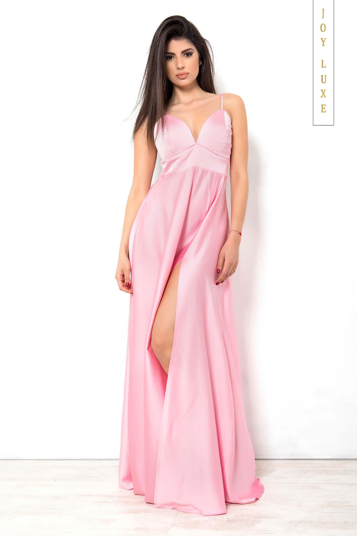 9059c82a3502 Romance eve φόρεμα ροζ – Joy