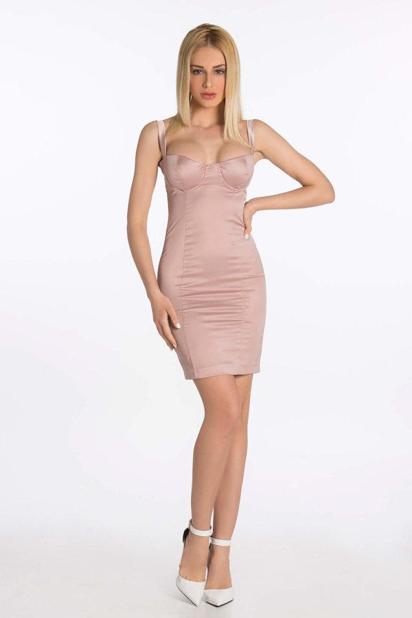 FORMAL ΦΟΡΕΜΑΤΑ Royce φόρεμα ροζ