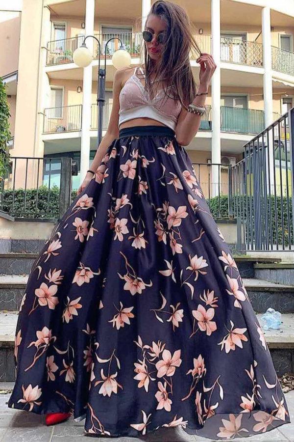 ΦΟΥΣΤΕΣ Dream maker φούστα μπλε σκούρο