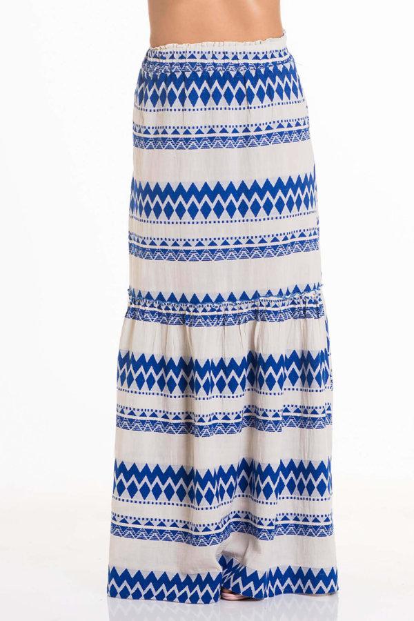 ΦΟΥΣΤΕΣ Terra Cotta φούστα μπλε