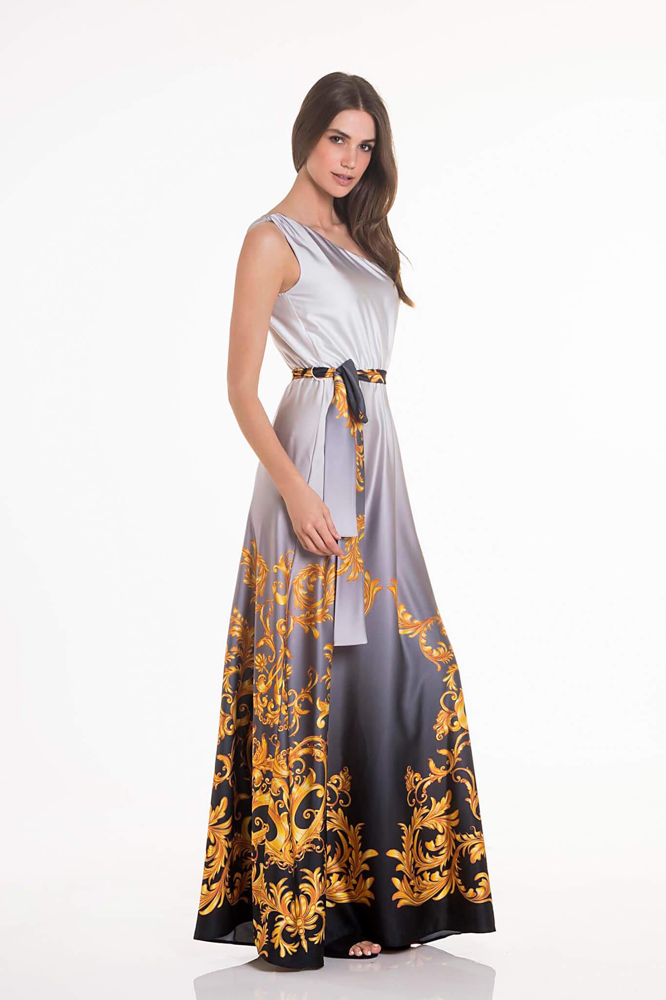 3cdd02b6927a Whizzie φόρεμα γκρι – Joy