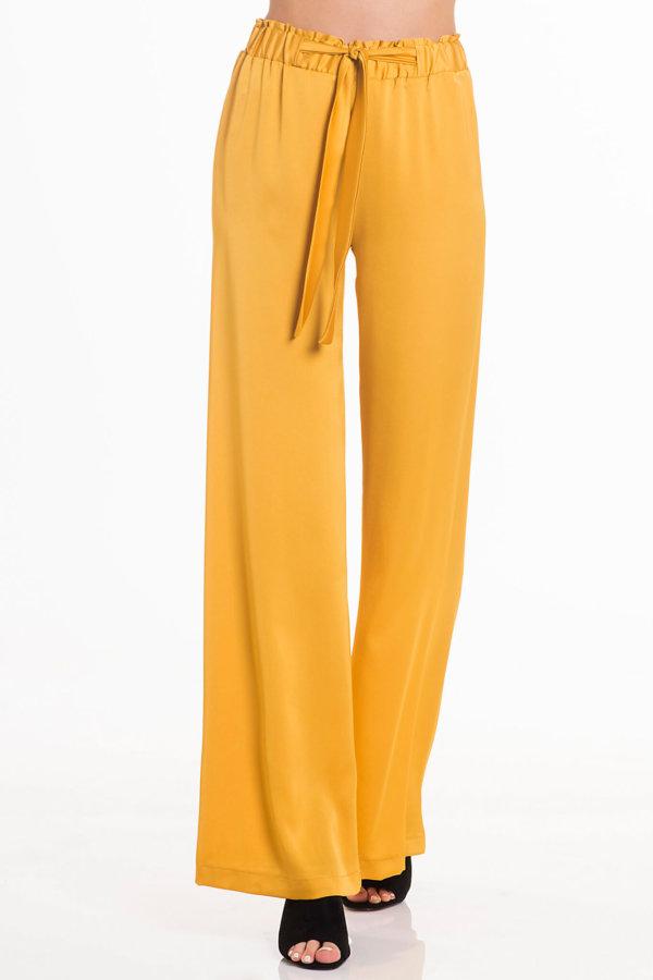 ΠΑΝΤΕΛΟΝΙΑ Nehrine pants κίτρινο