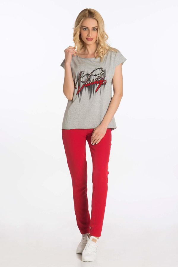 TSHIRTS Vanily t-shirt γκρι
