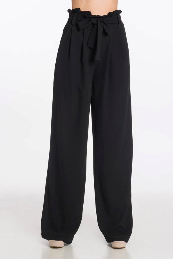 ΠΑΝΤΕΛΟΝΙΑ Hangry pants μαύρο