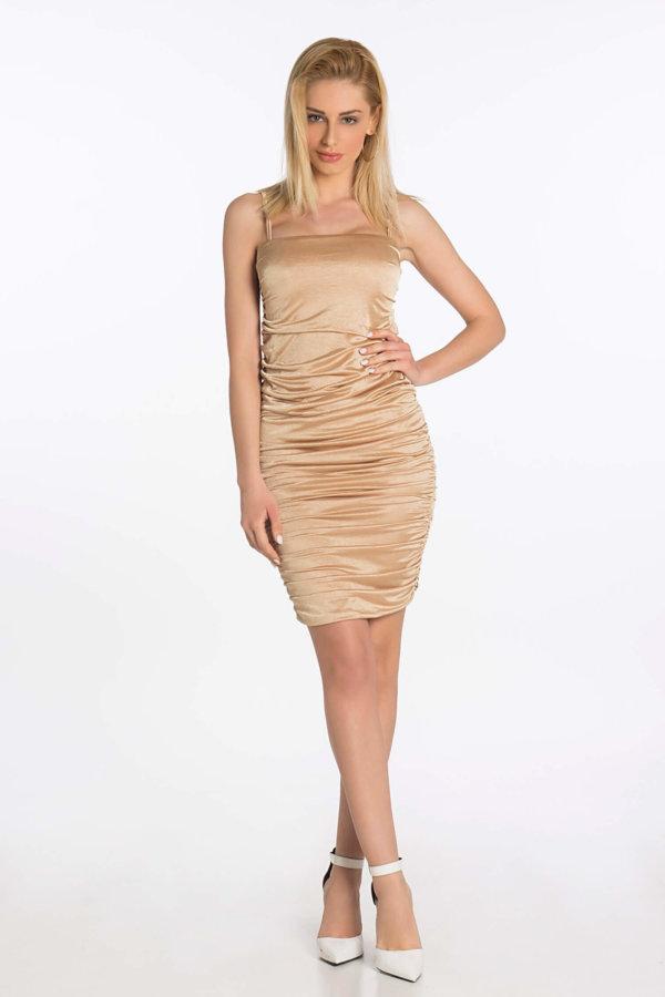 debe06fc178 Lovelorn dress χρυσό Lovelorn dress χρυσό