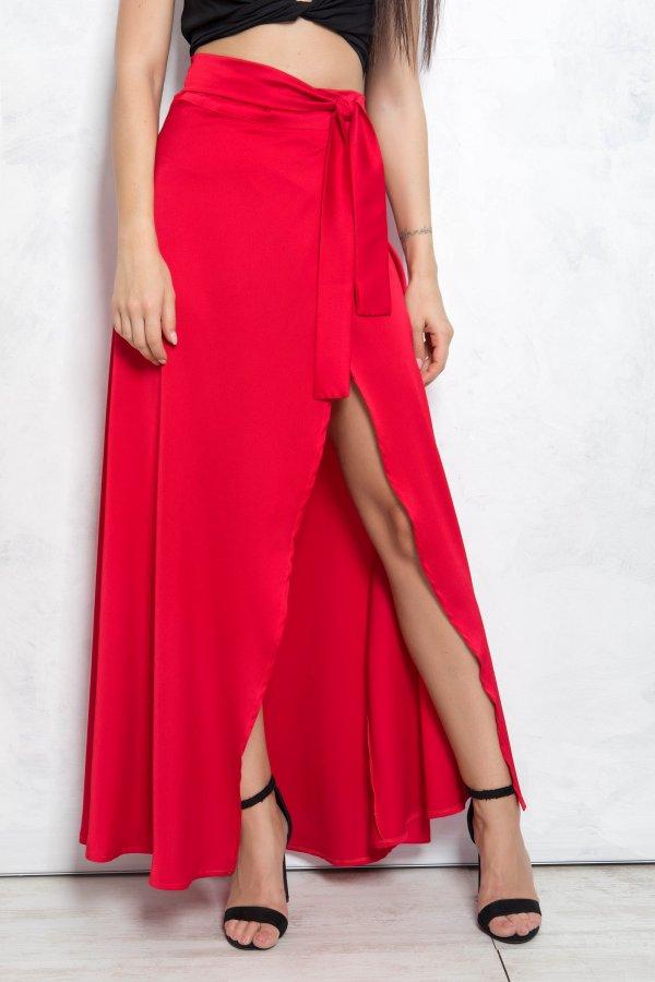 ΦΟΥΣΤΕΣ Taline φούστα κόκκινο