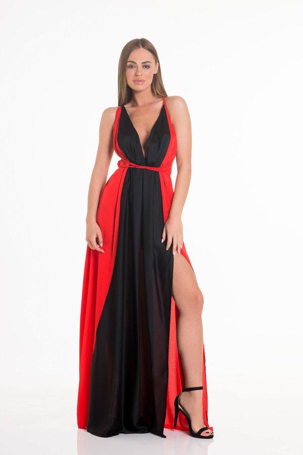 781e81e36e1c Προσφορά! ΦΟΡΕΜΑΤΑ Folie φόρεμα κόκκινο ...