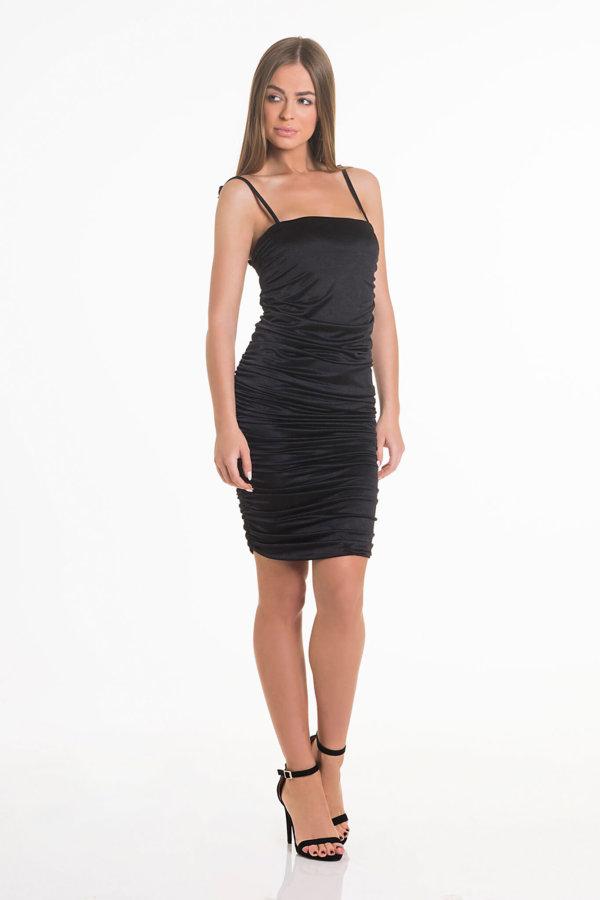 ΜΙΝΤΙ ΦΟΡΕΜΑΤΑ Eresia φόρεμα μαύρο