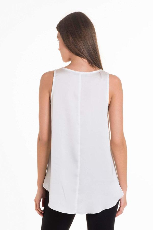 TSHIRTS Juxt  t-shirt λευκό