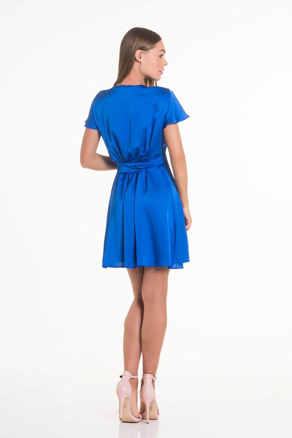 ΜΙΝΤΙ ΦΟΡΕΜΑΤΑ Antiki bar φόρεμα μπλε