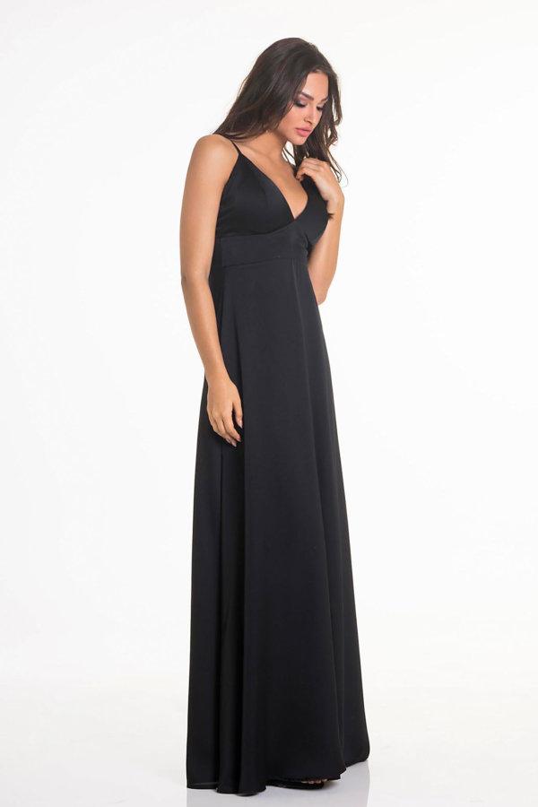 f5f4e1abcab6 Προσφορά! ΦΟΡΕΜΑΤΑ Written φόρεμα μαύρο ΦΟΡΕΜΑΤΑ Written φόρεμα μαύρο