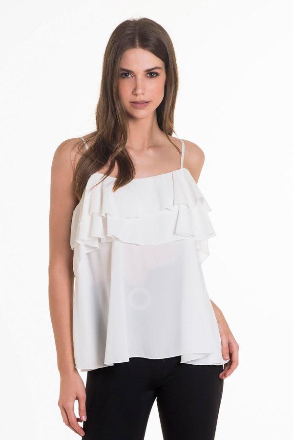 TSHIRTS Cool drops t-shirt λευκό