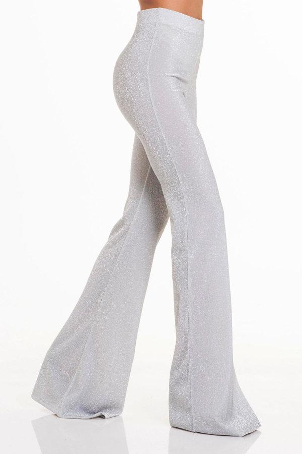 ΠΑΝΤΕΛΟΝΙΑ Vex παντελόνι ασημί