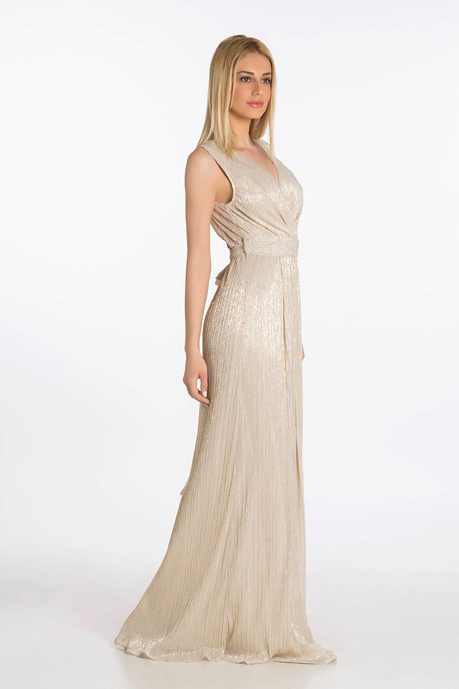 f23a242615c7 Lucienne φόρεμα μπεζ Search Icon. prev