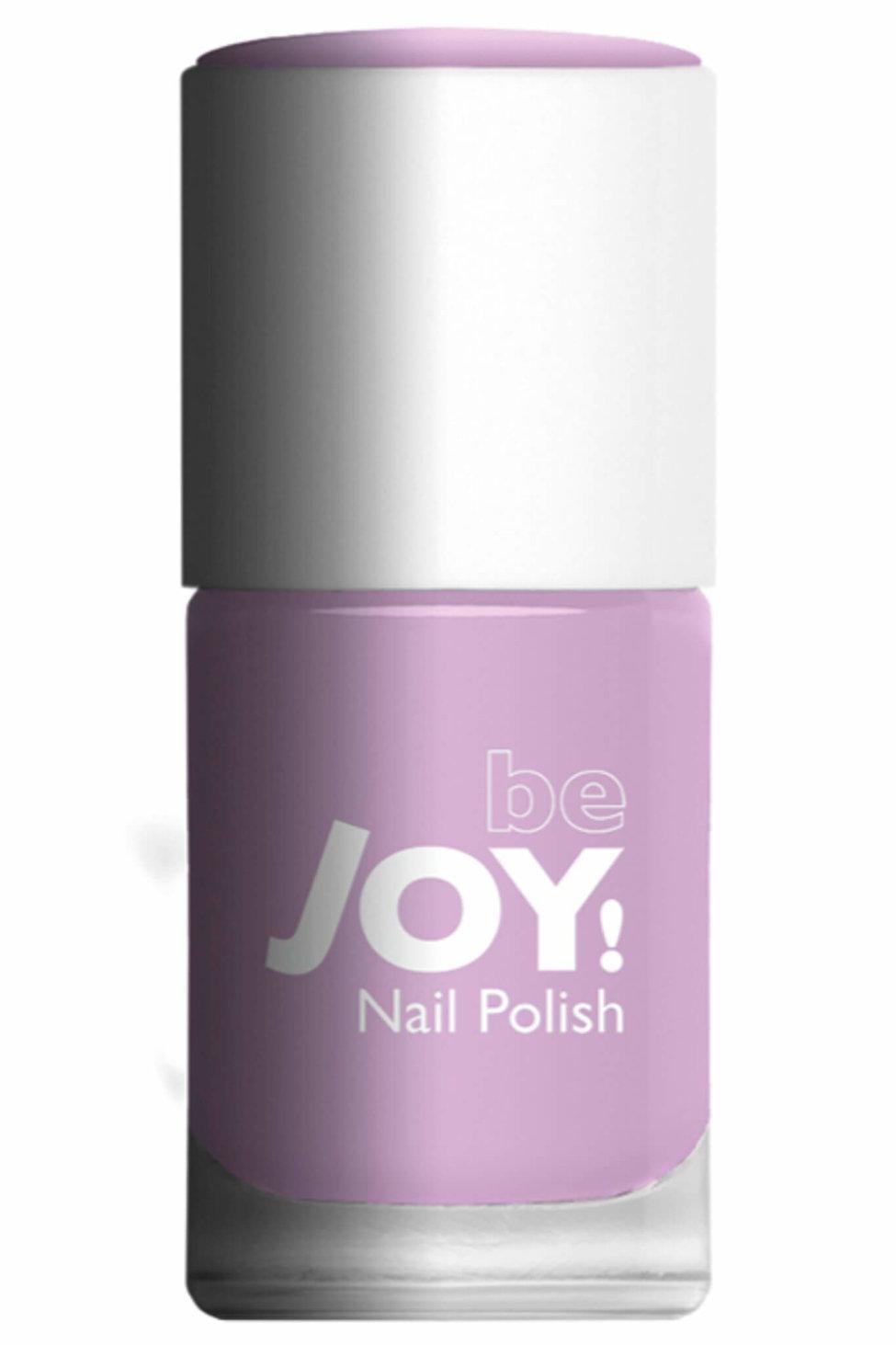 Be joy nail polish λιλά