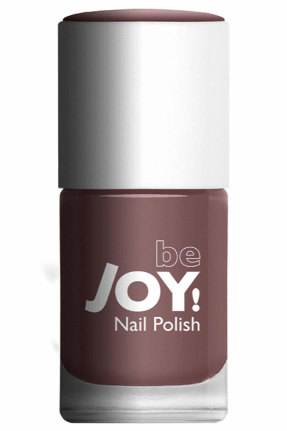 Be joy nail polish καφέ