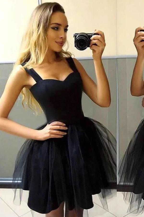 ΜΙΝΙ ΦΟΡΕΜΑΤΑ Primrose dress μαύρο
