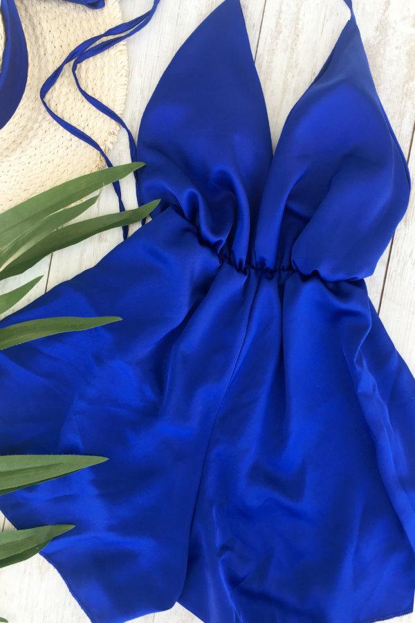 ΟΛΟΣΩΜΕΣ ΦΟΡΜΕΣ Calypso ολόσωμη φόρμα (σορτς) μπλε