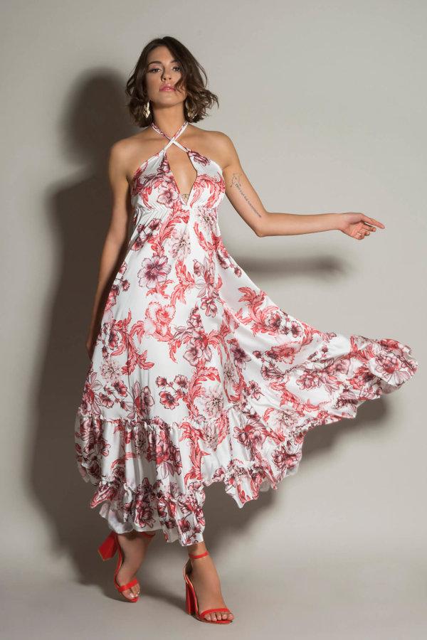 828f7a569a25 Maxi Φορέματα | Μακριά | Βραδυνά - JOY Fashion House