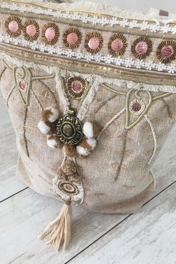 ΑΞΕΣΟΥΑΡ Mara τσάντα καφέ