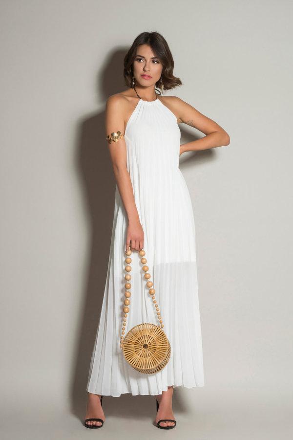b392be313da1 Προσφορά! ΦΟΡΕΜΑΤΑ Remake dress λευκό ...
