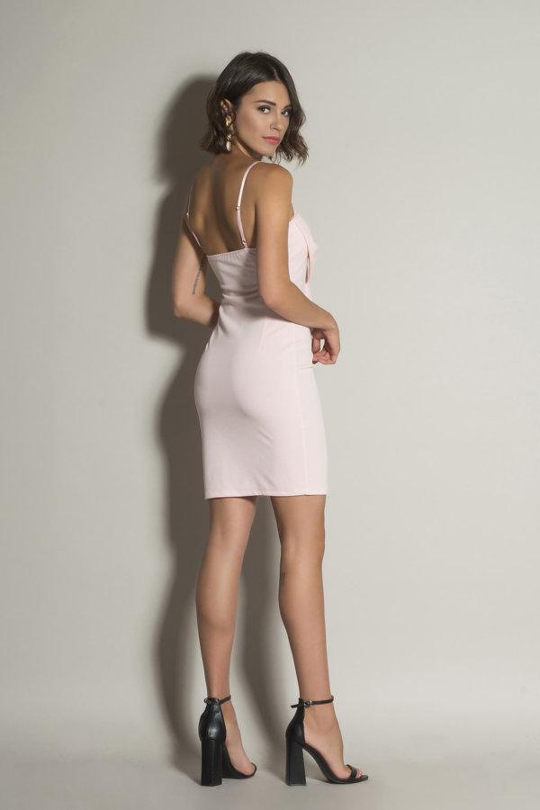 ΜΙΝΤΙ ΦΟΡΕΜΑΤΑ Run this way dress ροζ