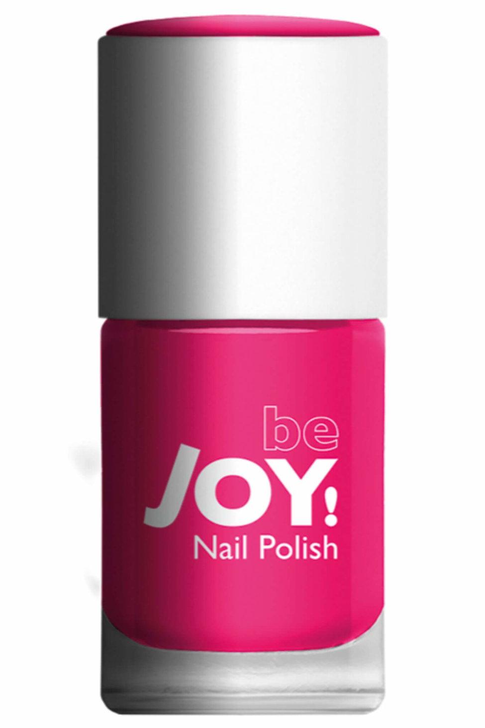 Be joy nail polish φούξια