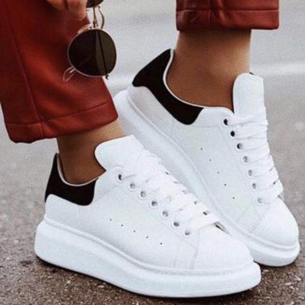 ΑΘΛΗΤΙΚΑ Carrie αθλητικό παπούτσι λευκό