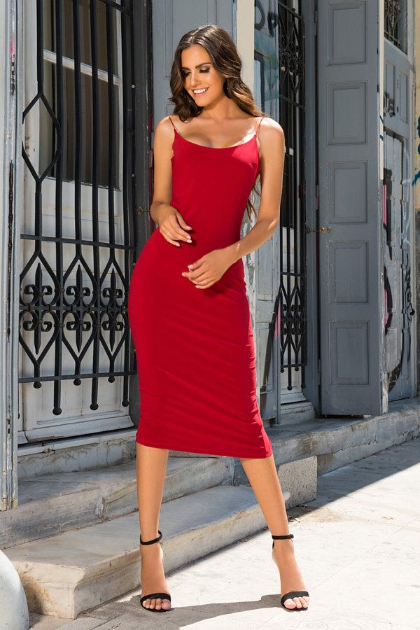 61d991294ec Φορέματα | Μοντέρνα | Καθημερινά | Βραδυνά - JOY Fashion House