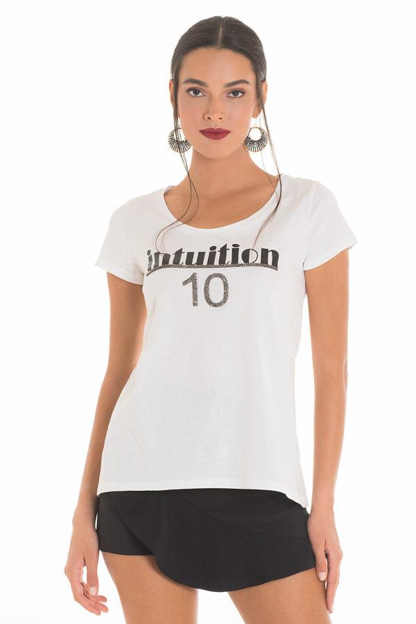 TSHIRTS Dull t-shirt λευκό