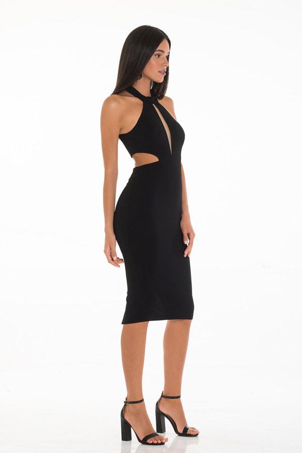 BEST SELLERS Augira φόρεμα μαύρο