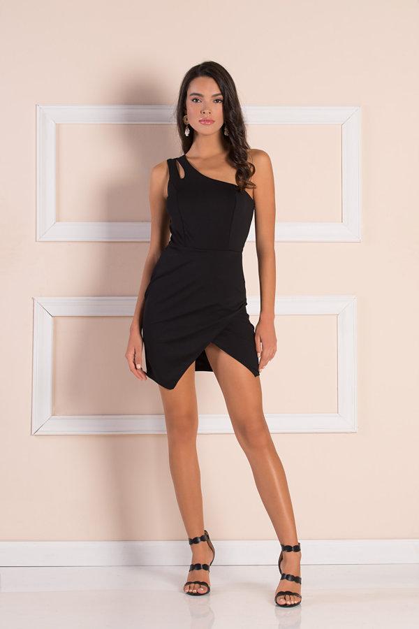 BEST SELLERS Scorpion φόρεμα μαύρο