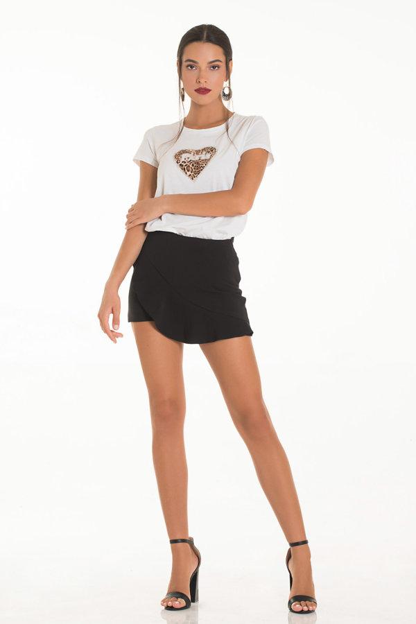 TSHIRTS Nessie t-shirt λευκό