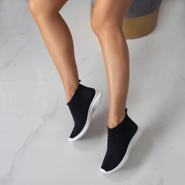 ΑΘΛΗΤΙΚΑ Adalet sneakers μαύρο