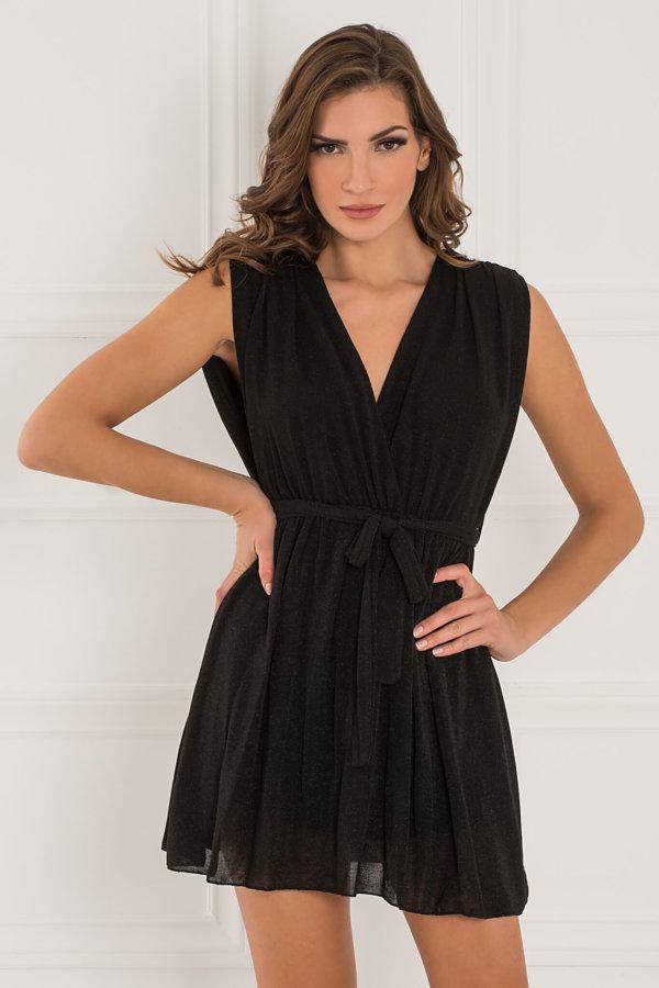 ΜΙΝΙ ΦΟΡΕΜΑΤΑ Lamont φόρεμα μαύρο