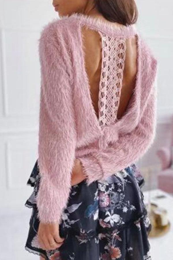 ΤΟΠ Kizzy μπλούζα ροζ