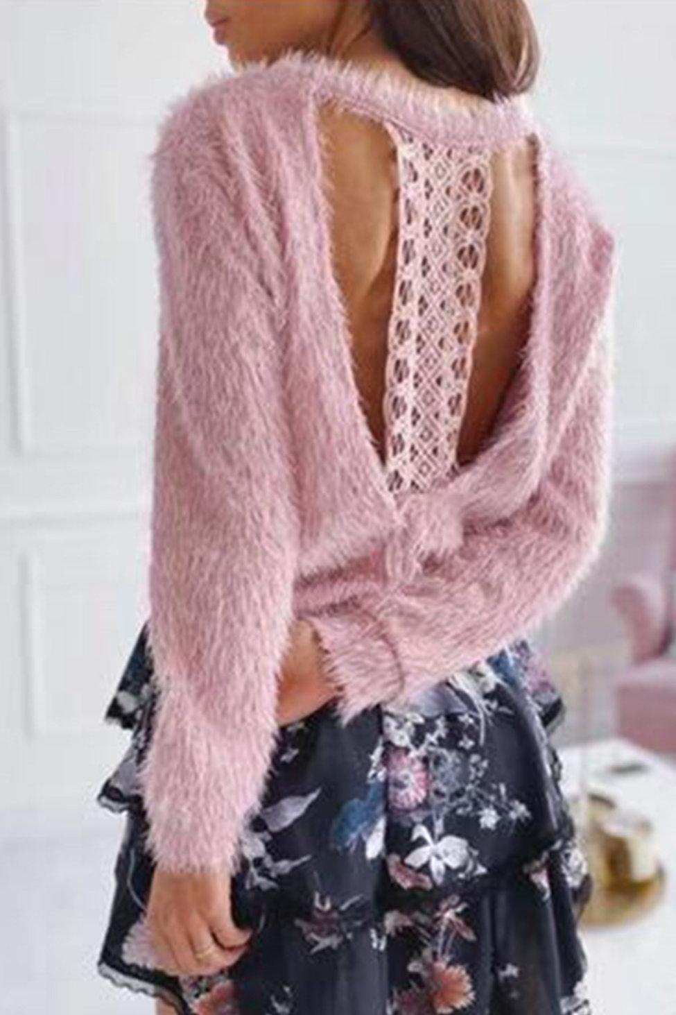 Kizzy μπλούζα ροζ