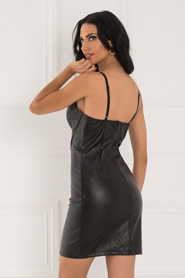 ΜΙΝΙ ΦΟΡΕΜΑΤΑ Fonzell φόρεμα μαύρο